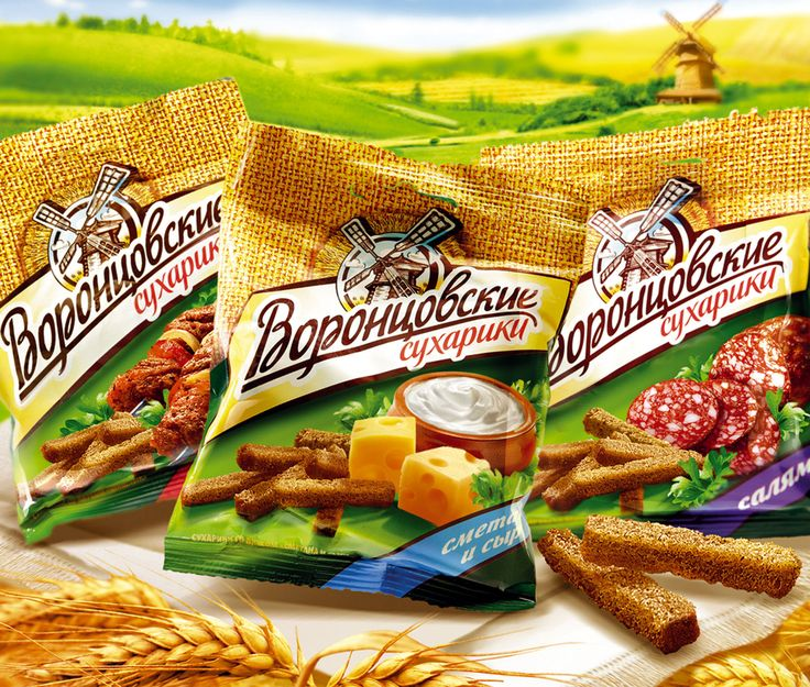 Voroncovskie suhariki on Behance