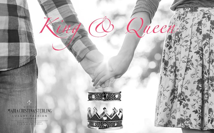 #KINGEQUEEN COLLECTION by #MariaCristinaSterling