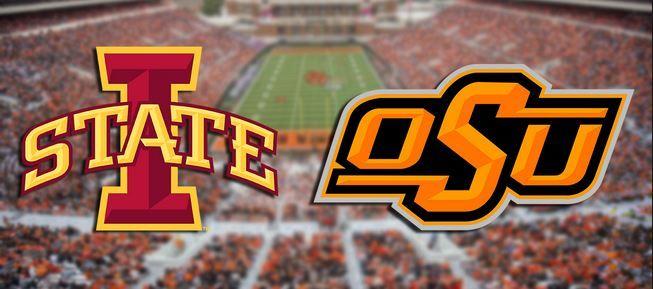 Oklahoma State Cowboys vs Iowa State Cyclones