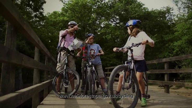 The Natural Choice for Family Cycling - New Forest National Park (+playlist). The New Forest National Park is the natural choice for family cycling. Discover the stunning countryside and fascinating wildlife on a gentle ride across more than 100 miles of off-road tracks. www.newforestnpa.gov.uk/cycling