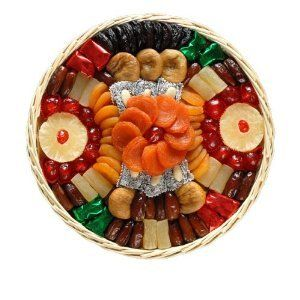 Broadway Basketeers Dried Fruit Gift Tray -- To view ...