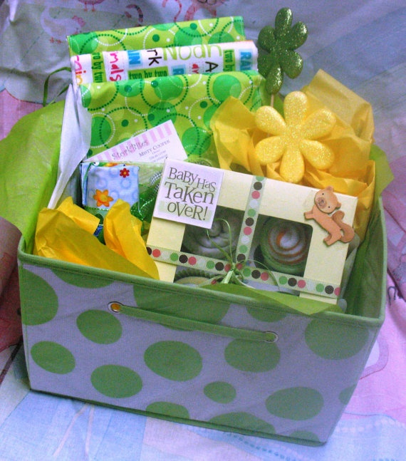 best baby shower baskets images on   baby shower, Baby shower invitation
