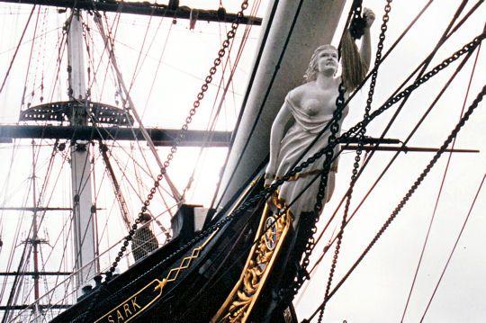 Figure de proue du Cutty Sark : Figures de proue - Linternaute.com Mer et Voile