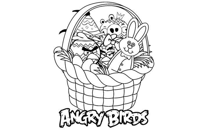 25 Desenhos Do Angry Birds Para Colorir Em Casa: 17 Best Ideas About Bird Coloring Pages On Pinterest