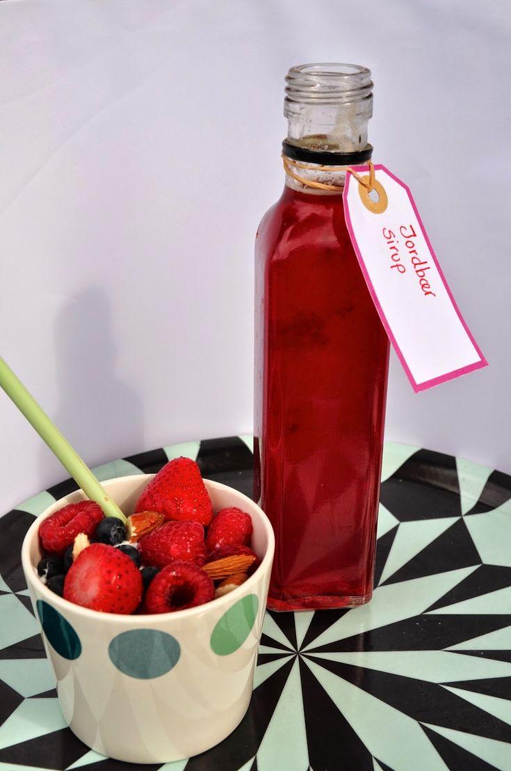 Nemme og lækre opskrifter der virker: jordbær