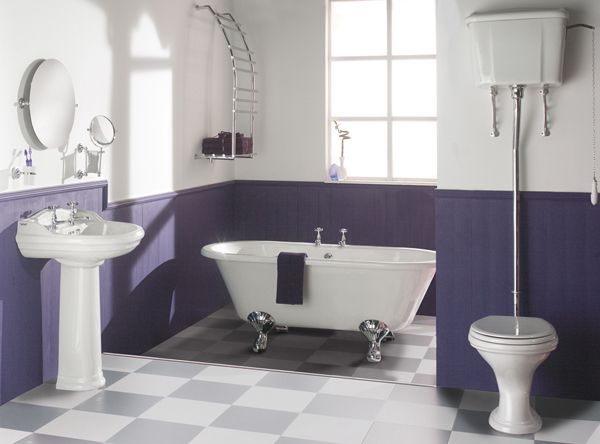 I'm not obsessed with purple