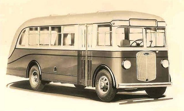 Mack Bus (1936).