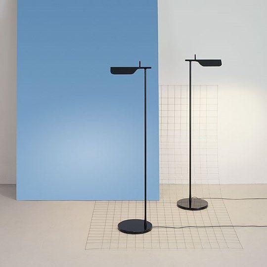 Tab F: Discover the Flos standard lamp model Tab F