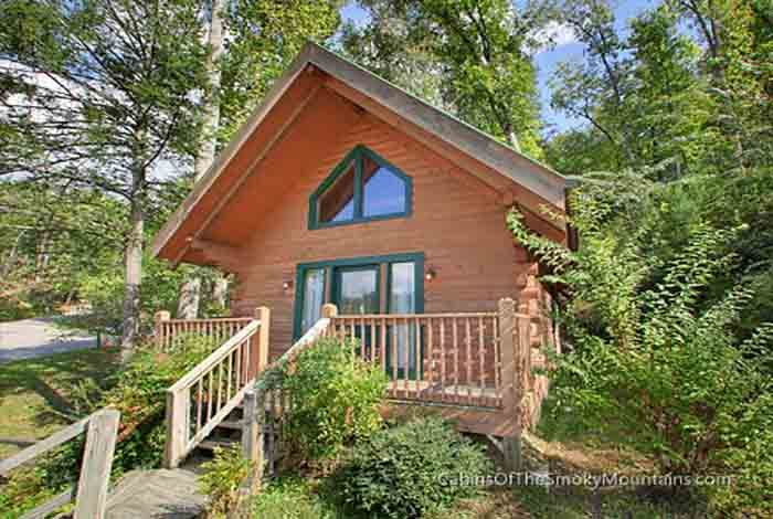 Gatlinburg Cabin Honeymooner S Joy 1 Bedroom Sleeps 2 Smoky Mountains Cabins Smoky Mountain Cabin Rentals Smoky Mountains