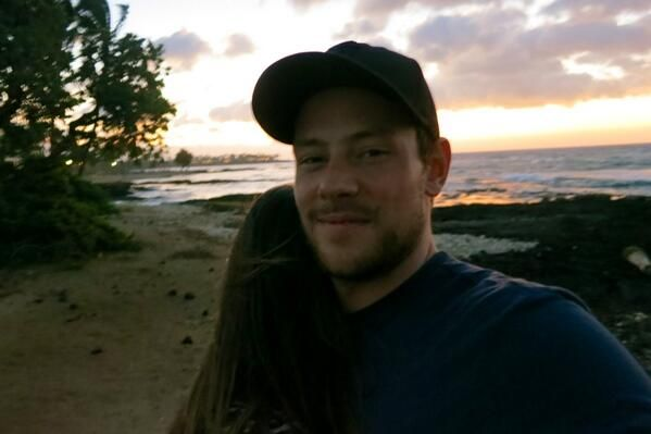 Lea Michele tweeted a touching photo of former boyfriend Cory Monteith on the anniversary of his death.
