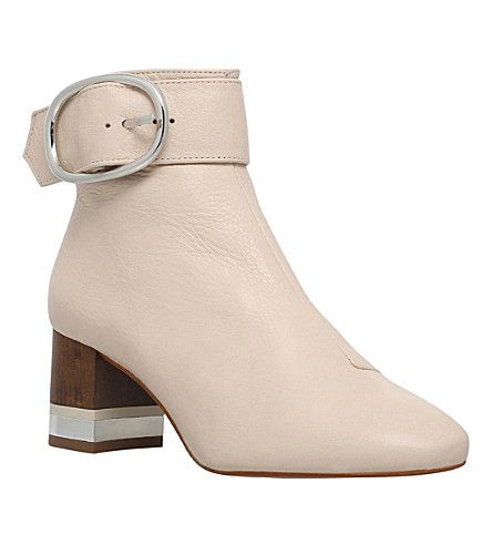 KG KURT GEIGER Ringo leather ankle boots