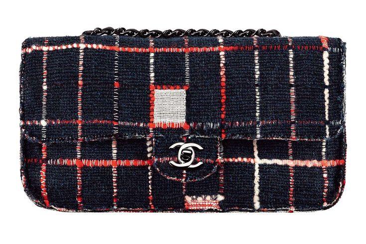 Bolso en patchwork de Chanel