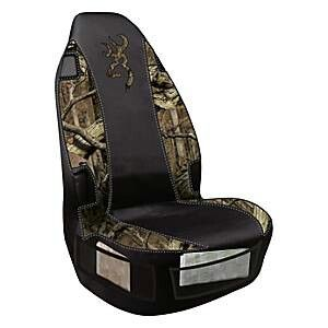 Browning Mossy Oak Infinity Universal Seat Cover For The Truck