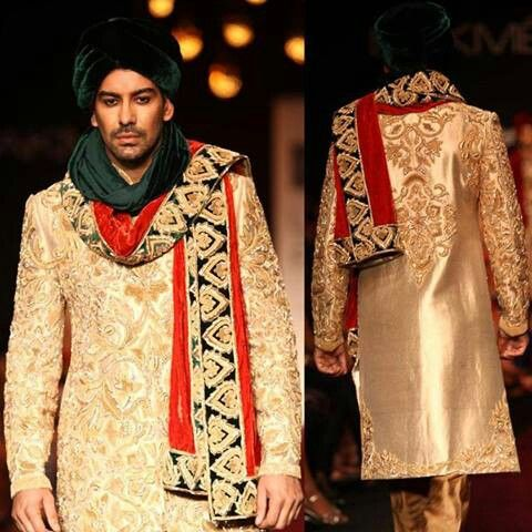 indian groom lookbook for the wedding