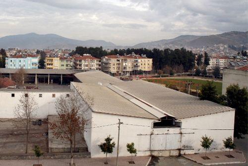 İzmir Selçuk Belediyesi Kültür ve Gençlik Merkezi Mimari Proje Yarışması