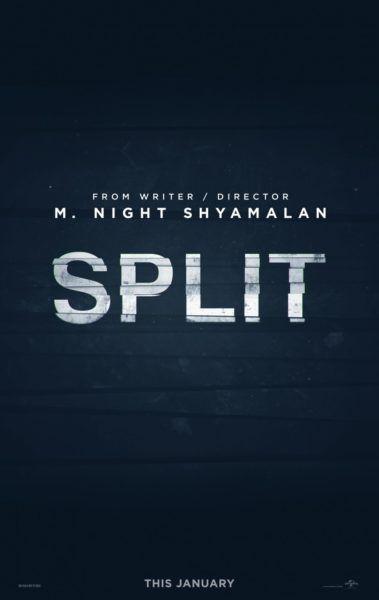 Split Movie Trailer : Teaser Trailer