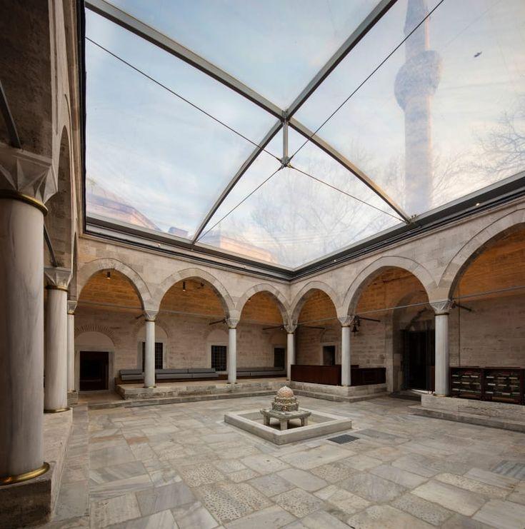 Tabanlioglu Architects, Emre Dörter · Beyazit State Library