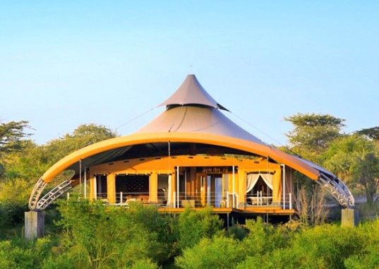 Richard Branson Unveils Amazing Mahali Mzuri Eco-Camp in Kenya | Inhabitat - Sustainable Design Innovation, Eco Architecture, Green Building...