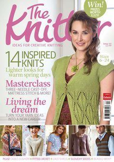 The knitter 44
