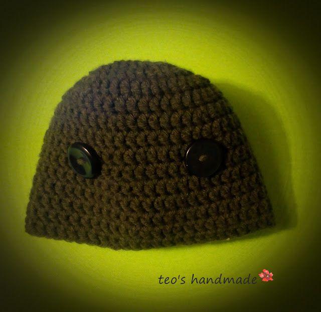 teo's handmade: Fes crosetat baieti