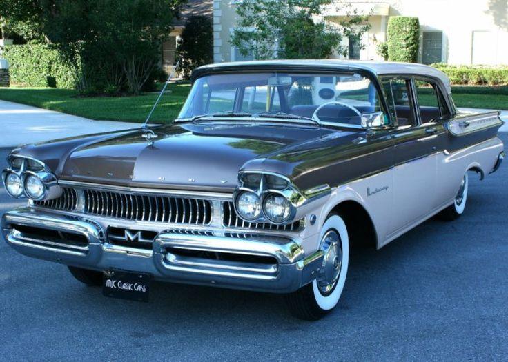 1957 Mercury Monterey Original