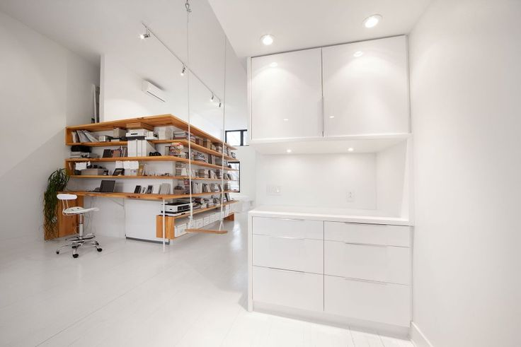Réaménagement du troisième étage et des combles d'un ancien duplex du Plateau Mont-Royal à Montréal. – L. McComber ltée – architecture vivan...