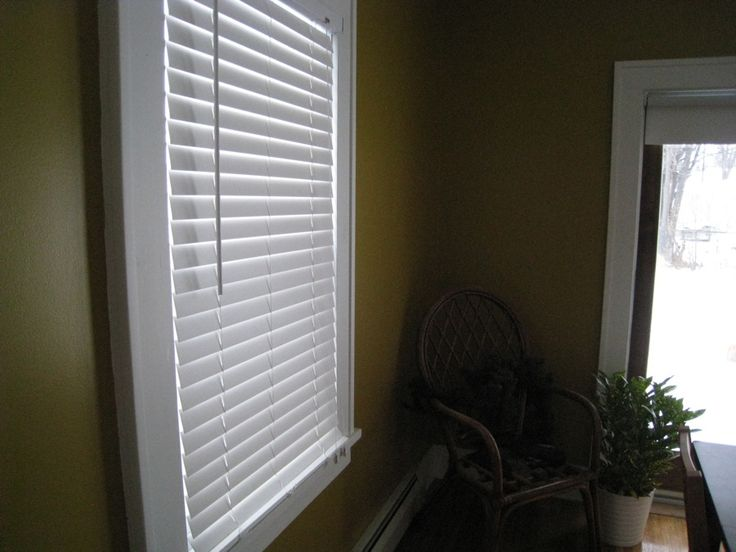 Love Of Blinds And Curtain Free Window Treatments
