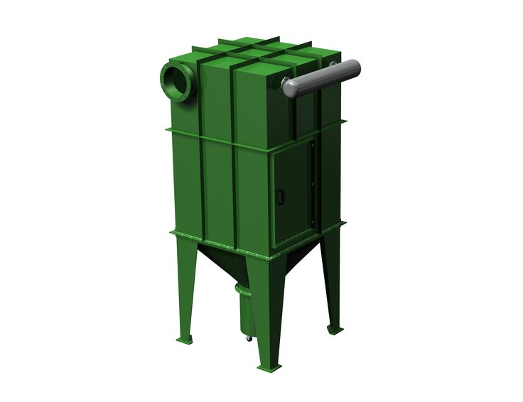 Cartridges dust collector, one possible solution to you dust problem