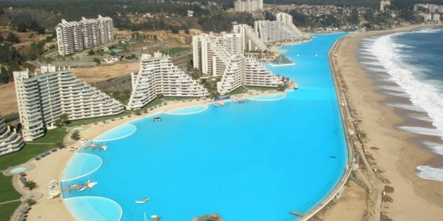 The Largest Swimming Pool in the World