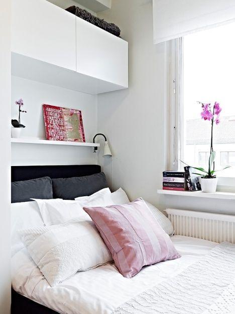 La Fabrique à Déco: Idées pour aménager une petite chambre