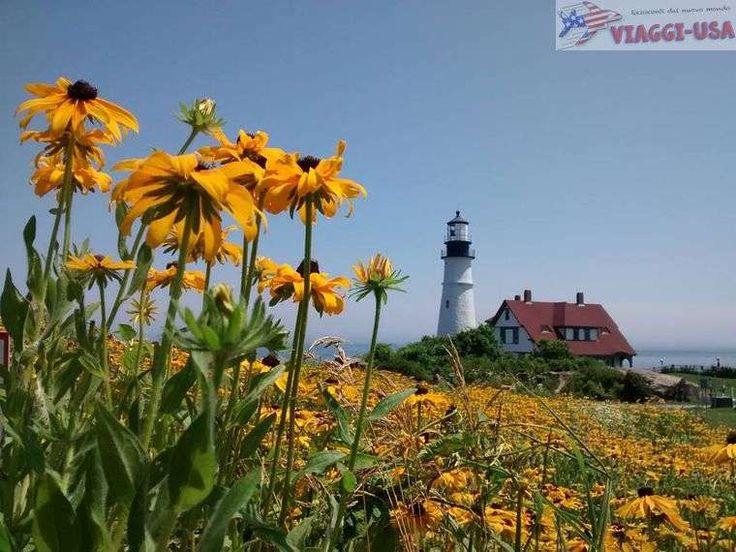 Quali sono i più bei fari del Maine e del New England? Quali val la pena visitare? Ecco un itinerario sulla costa dedicato ai più affascinanti e suggestivi