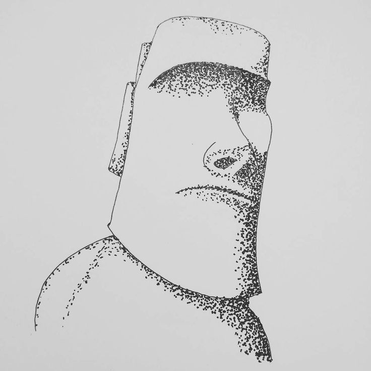 Stonehead from Easter Islands. I love these! . . . #tatts #tattoo #tattoos #tattoolife #tattooart #tattooartist #pen #penart #pendrawing #pensketch #ink #inkdrawing #inksketch #artoftheday #illustration #linework #blackwork #artlovers #instaart #artwork #sketch_daily #artistic_share #dailydrawoff #inkfeature #blackworknow #linedrawing #handdrawn #thedesignfix