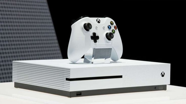 Xbox One Slim Unboxing and Briefing