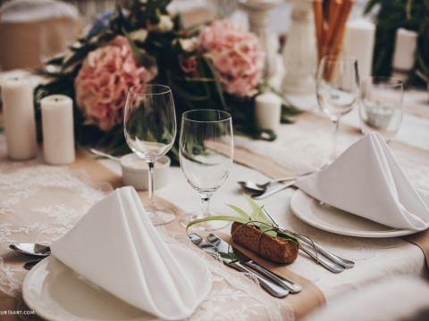 свадьба на Кипре, в агроотеле
