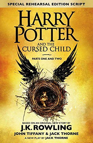Harry Potter and the Cursed Child by J K Rowling Book Review, Buy Online