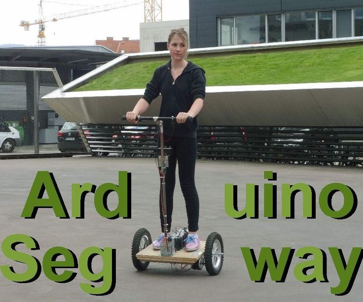 Hello!More than 3 years ago I started to tinker a homemade segway. Though it's still not really finished (I have to replace the 250W Motors by 500W-models) my children are able to drive around.If you're going to build one you will Need the following parts:* wheelset: In my case I use 12 1/2 x 2.75 tires usually taken for dirt bikes (f.e. www.amazon.de/HMParts-REIFEN-MIT-SCHLAUCH-12/dp/B0038X9ODA; http://www.ebay.com/itm/Tire-Rear-Wheel-Mini-Pock...