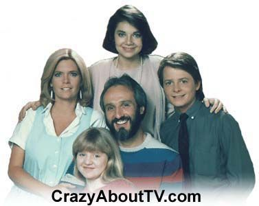 Family Ties was a 30 minute comedy series on NBC about two parents and their three children. The Keatons had all of the typical minor problems that all families have, especially since two of the children were teenagers. There were the puberty issues, sibling rivalry, dating, and ... well, you know the score.