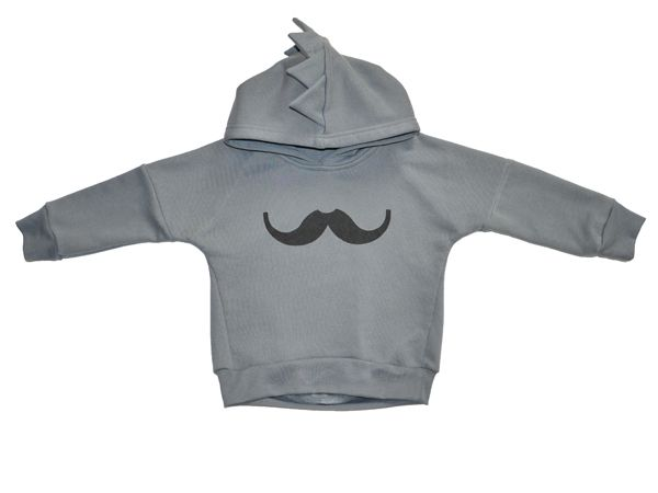 Spiked Moustache