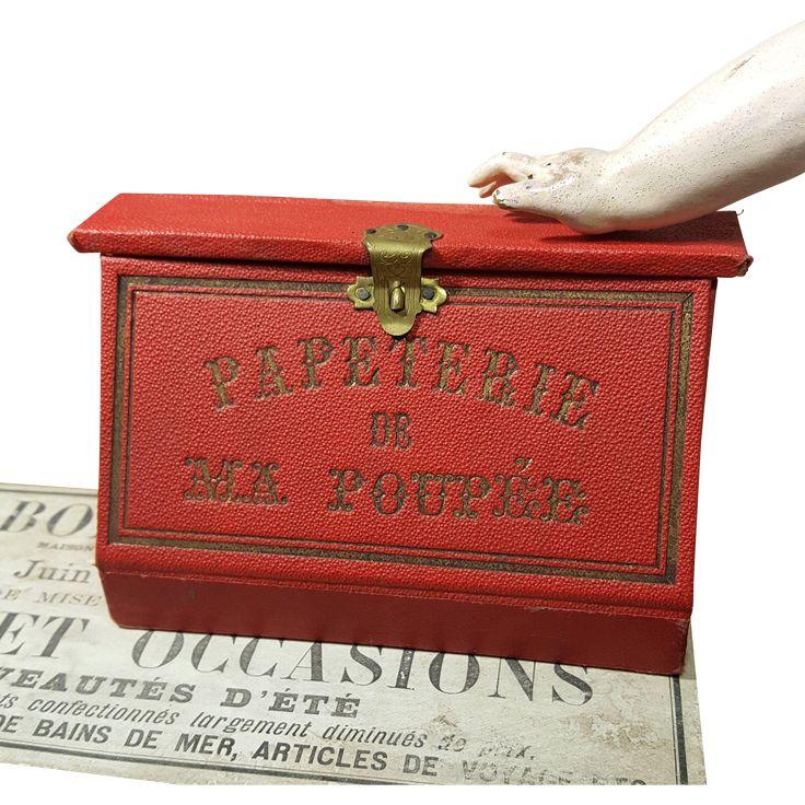 Original French Doll Papeterie   Paris