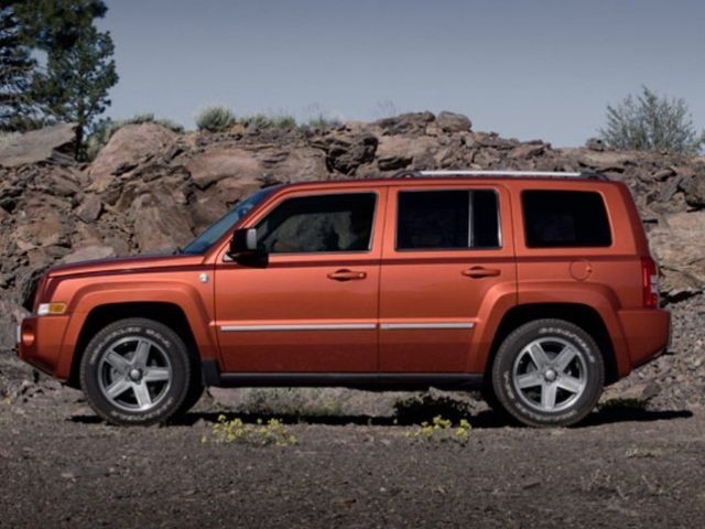 McCarthy Call-A-Car: New JEEP Patriot 2.4 Limited 4x4. www.callacar.co.za