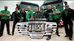 Eddie Stobart Trucks And Trailers