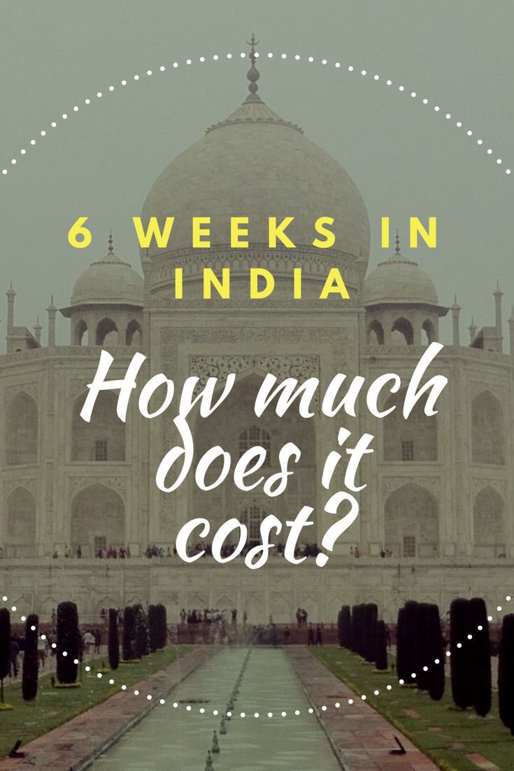 India is a perfect backpacker destination - Find out how far your money goes in… www.travel4life.club