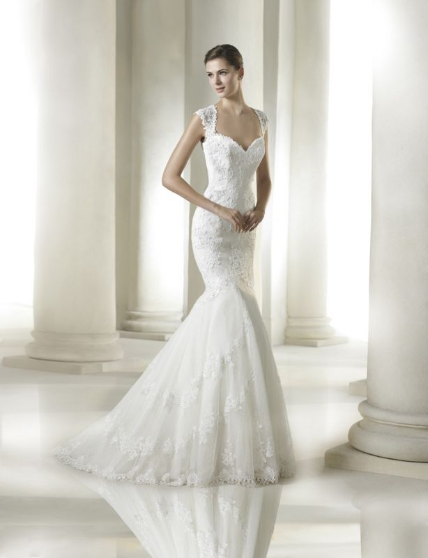 San Patrick 2015 - Category: HALSEY - Image: HALSEY-B - De La Vida Bridal Couture & Wedding Dresses