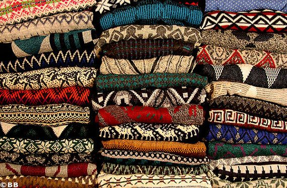 Comfy Oversize Sweaters by TheBeardedBee on Etsy, $14.00