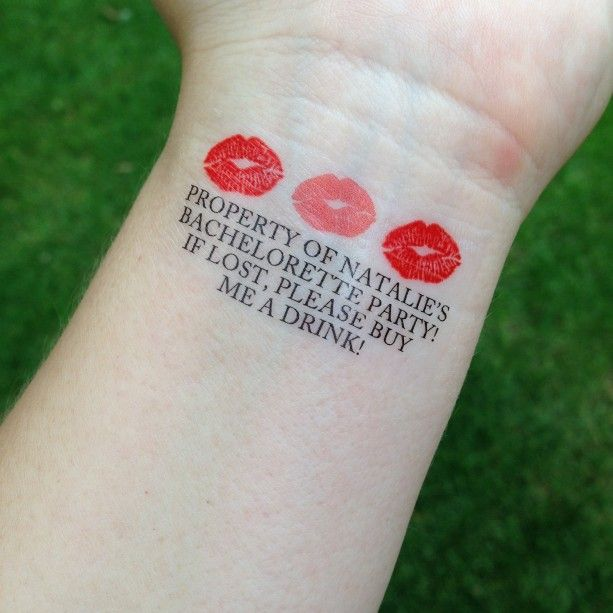 25 best ideas about bachelorette party sayings on for Tattoo party ideas