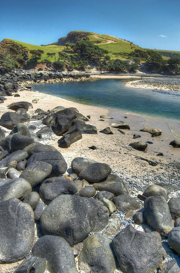 ✮ The Mapuzi River Mouth (Place of pumpkins in Xhosa) - Transkei, South Africa