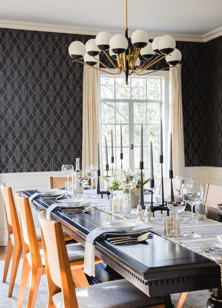 Griffith Park Formal Dining Room Reveal