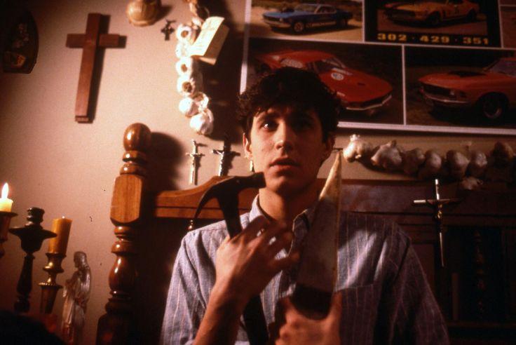 william ragsdale fright night | Pin Amanda Bearse And Chris Sarandon In Fright Night (1985) on Pinterest