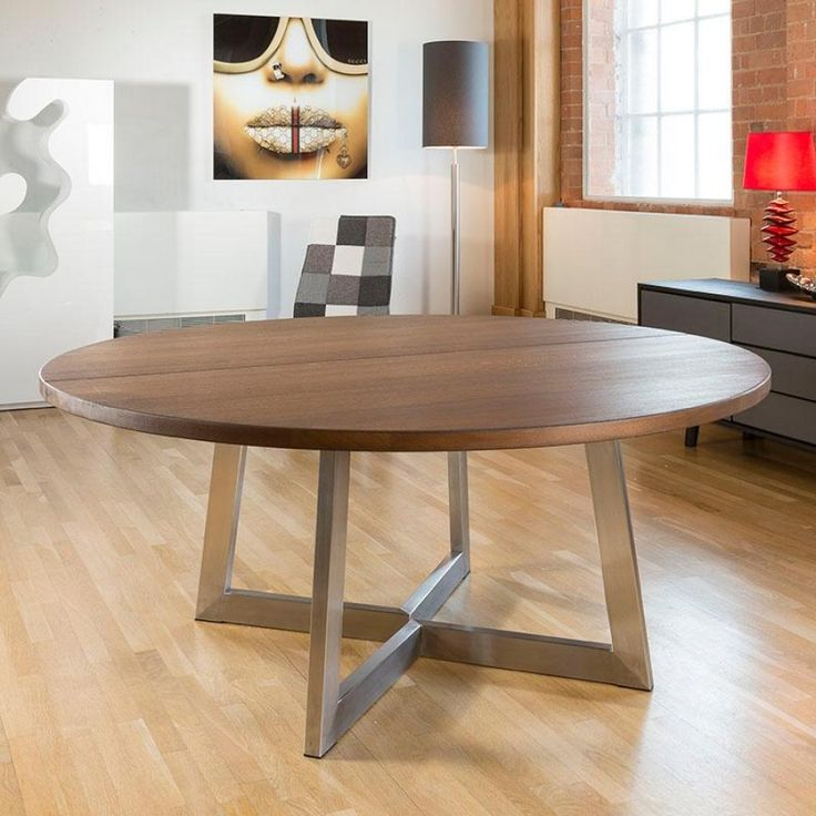 25+ Best Ideas About Large Round Dining Table On Pinterest