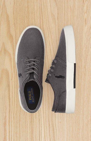 Ralph Lauren Faxon Sneaker @Nordstrom